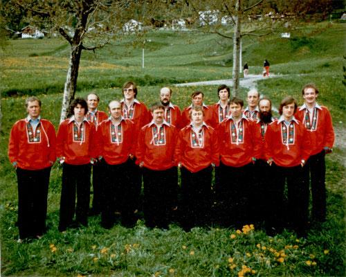 aus der Gründungszeit 1977-1978
