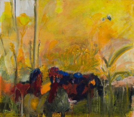 Gartentraum   2011   100x115  A.a.L.