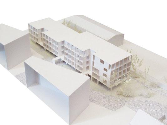 Sozialen Wohnbau Bruneck