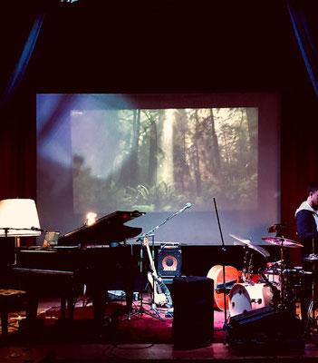 LUcation - Cinema Paradiso & Arte  | FALKEVIK LIVE KONZERT | Foto: Alexander Tat'i