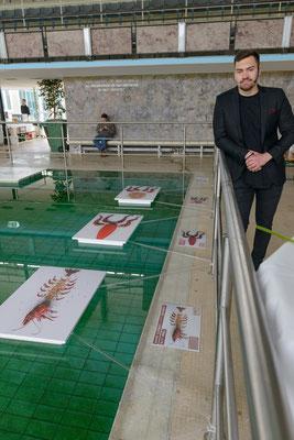 GML - QUERdenken: Keine Abfälle in Gewässer! Fotos: Thomas Riddelmann
