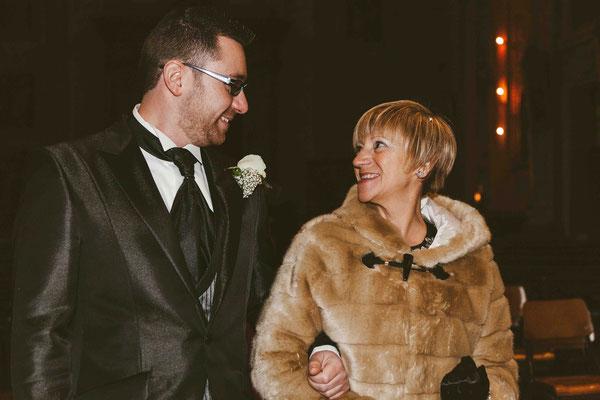 Lo sposo e la madre