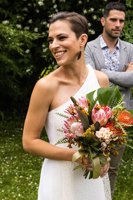 Il sorriso della sposa