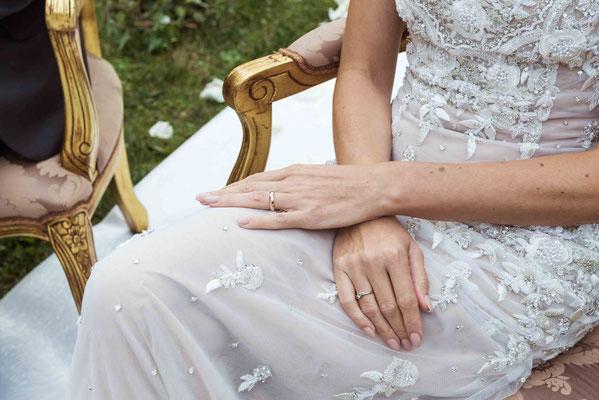 Le mani della sposa