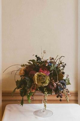 I fiori a  Villa Toscanini