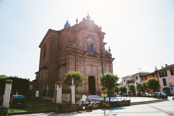 La chiesa di Trescore Cremasco