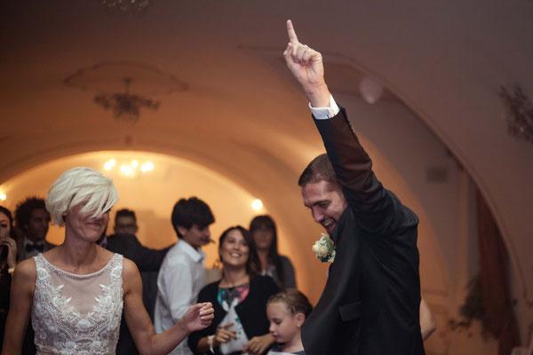 La festa del matrimonio