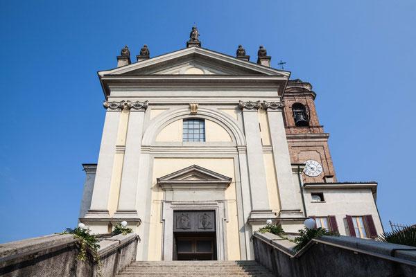 La chiesa di Casirate