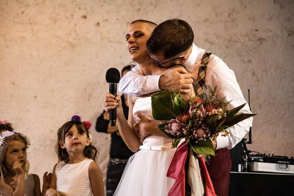 Discorso della sposa