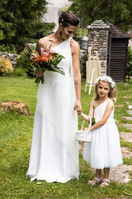La sposa con la damigella