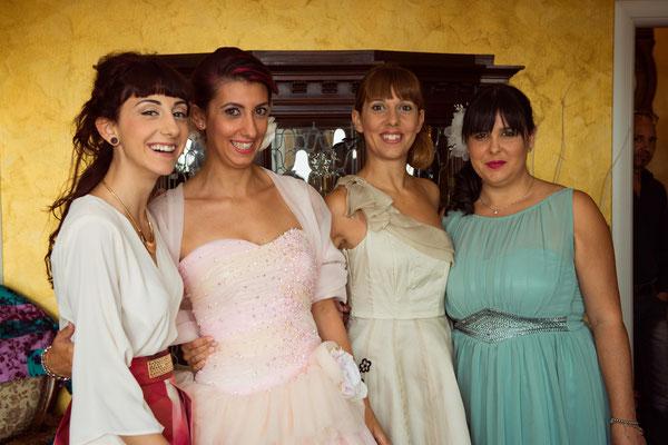 La sposa e le sorelle
