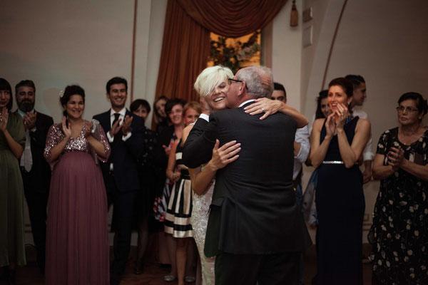 Ballo della sposa col padre