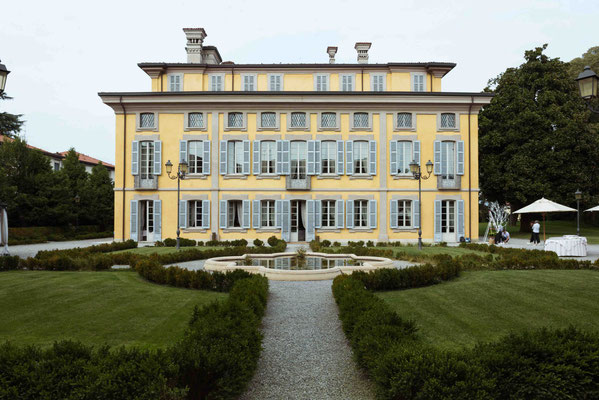Villa Cavenago, location matrimoni