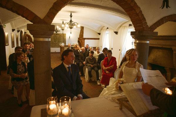 Rito civile a Villa San Michele a Ripalta Cremasca