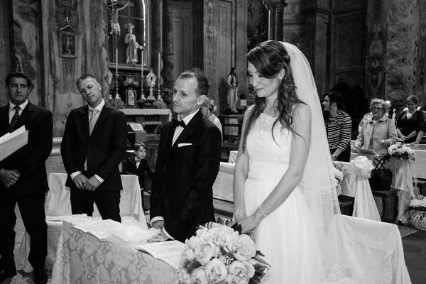 Matrimonio alla chiesa di Trescore Cremasco