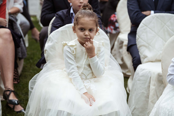 Damigella al matrimonio
