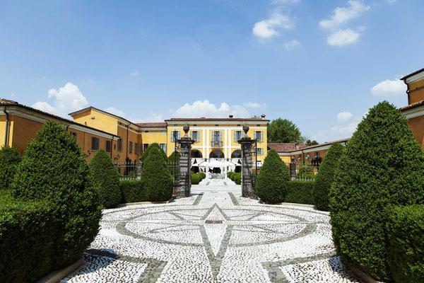 Villa Valenca a Rovato