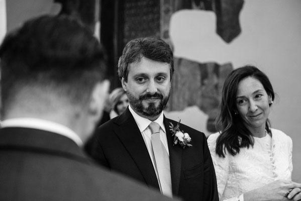 Discorso del testimone dello sposo