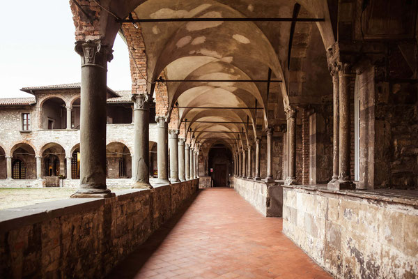Convento di San Francesco a Città Alta a Bergamo