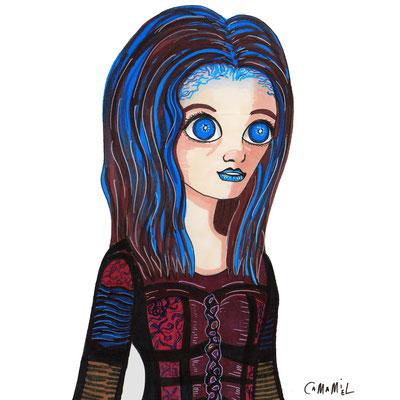 Illyria - Angel