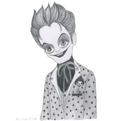 Joker (Villains challenge 2018)