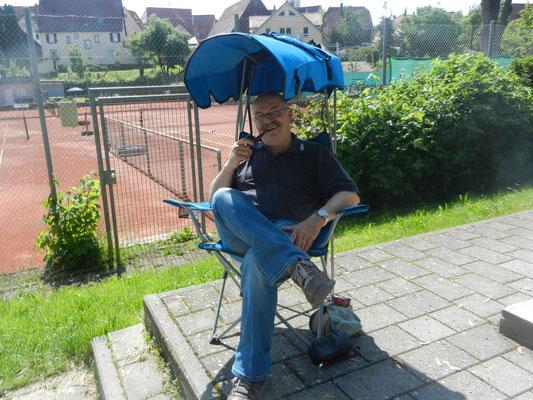 So kann man Boule als Bewegungssport auch definieren -- Volker Gall, TC Bieringen