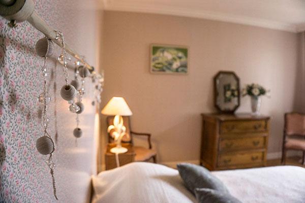 Suite familiale Chambre d'hôte Sauvignon tête de lit