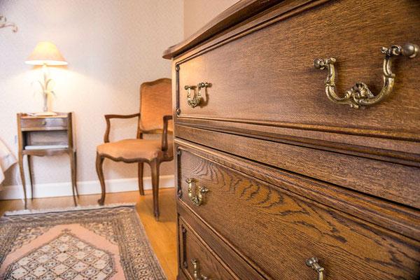 Suite familiale Chambre d'hôte Sauvignon commode