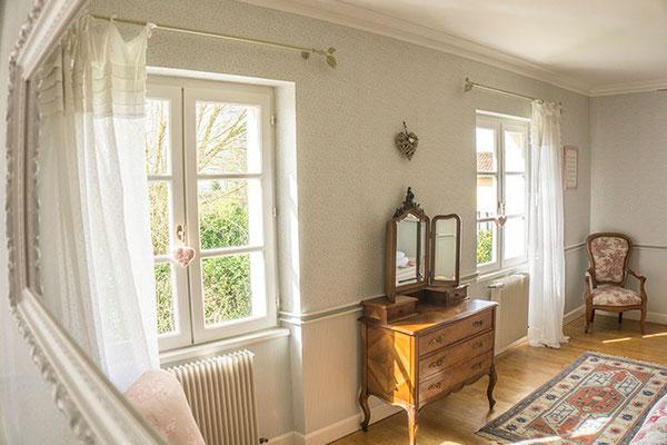 Suite familiale Chambre d'hôte Semillon, vue extérieure