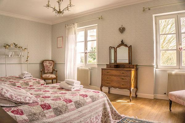 Suite familiale Chambre d'hôte Semillon, vue d'ensemble