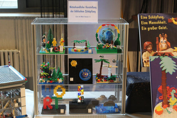 Blocksteinbibel Legomodelle