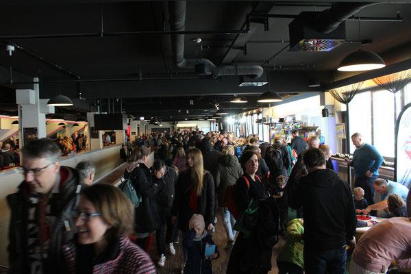 Publikum auf der FloatingBricks 2019 in Hamburg