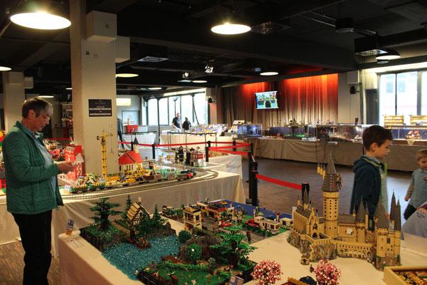 Legoausstellung in Hamburg