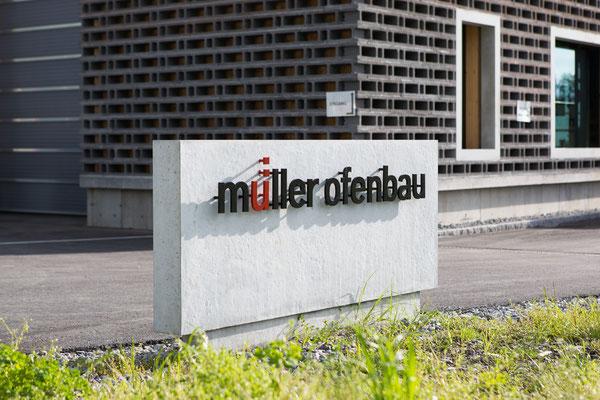 """Eröffnungsfeierlichkeiten """"Neue Produktionshalle Müller Ofenbau"""""""