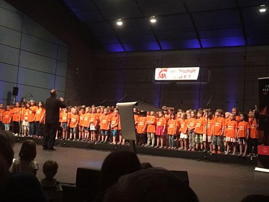 Kassel singt - HNA Beitrag vom 13.06.2017