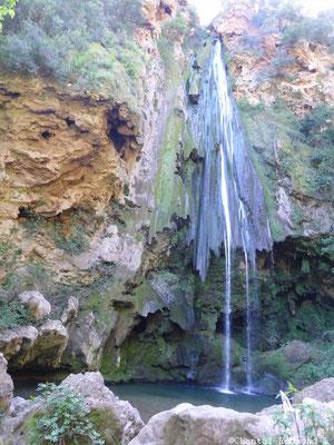 Parc de Talassemtane - Les chutes de Kelaa