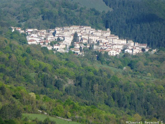 Un village des Abruzzes