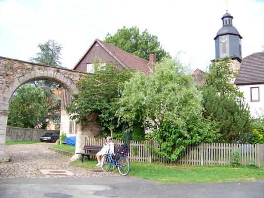 Klosterkirche St. Georg und Maria bei Lippoldsberg