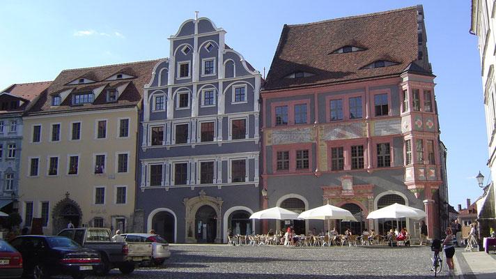 Görlitz, eine Perle an der Neiße - inzwischen auf der Liste des Weltkulturerbes der UNESCO