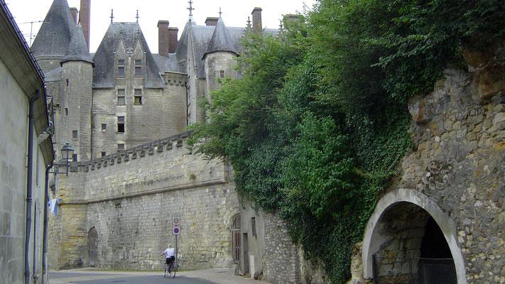 Die Burg von Langeais