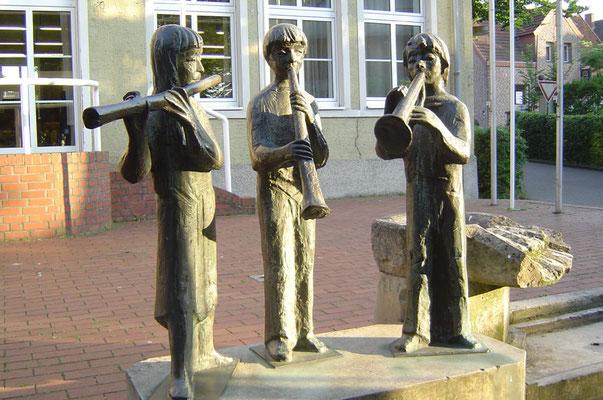 Havixbeck - vor der Musikschule des Ortes