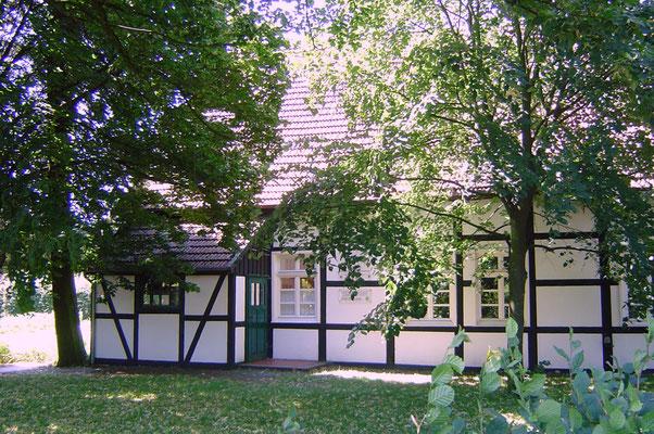 Weiter ging es nach Riege, wo ein Dorfschulmuseum lockte.