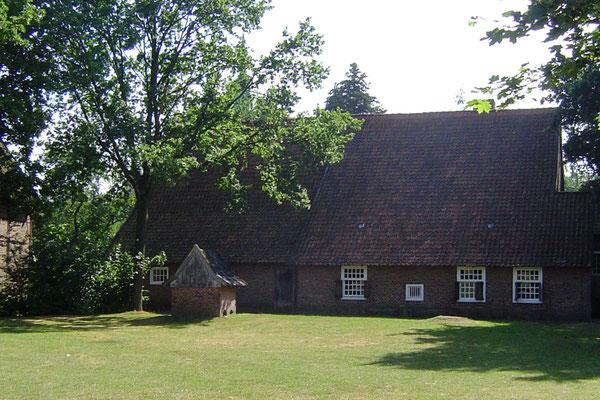 Erstes Highlight: Das Bauernhausmuseum in Vreden