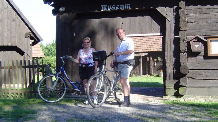 Das Bauernhaus-Freilichtmuseum Erlichthof