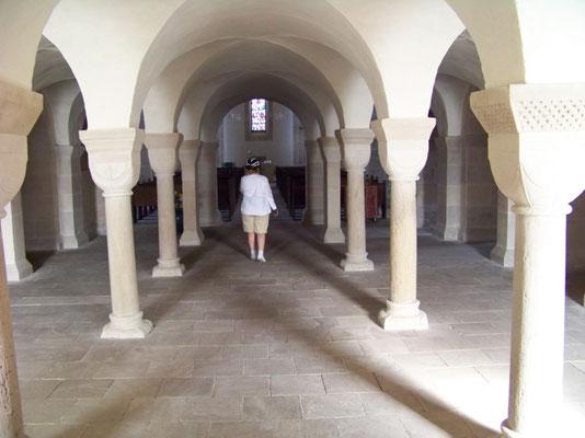 Architektonisch vorbildlich für romanische Kirchenbauten in Niedersachsen