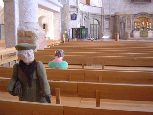 In der Kreuzkirche