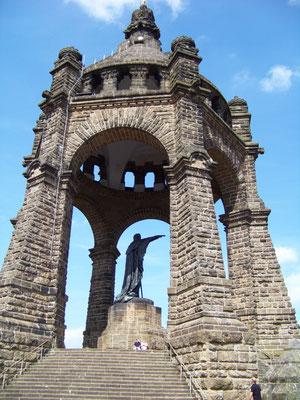 Das Kaiser-Wilhelm-Denkmal