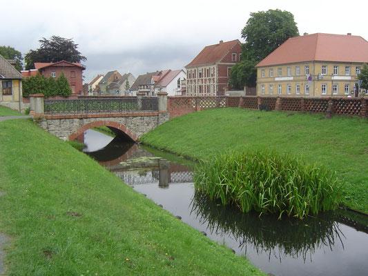 Das Schloss hat - wie der Name schon sagt - holländische Wurzeln.
