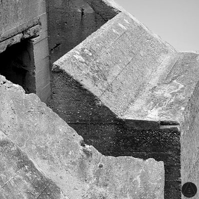 omaha beach | 2013 - THE DESTROYED SET | Eine Photographie von LePaien