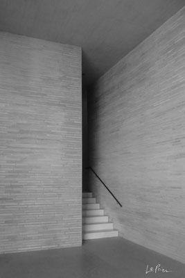 Cologne_GER | 2011 - Architekt: P. Zumthor. Eine Photographie von LePaien